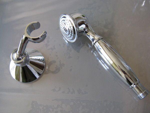 Accessoires salle de bain - Pommeau de douche retro ...
